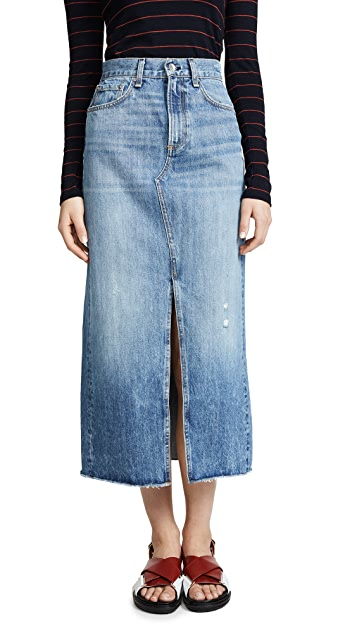 Rag & Bone/JEAN Clyde Skirt