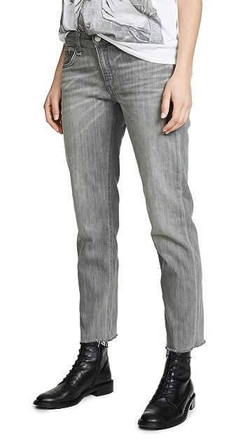 Rag & Bone/JEAN Ankle Dre Jeans
