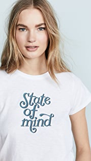 Rag & Bone/JEAN State Of Mind Tee