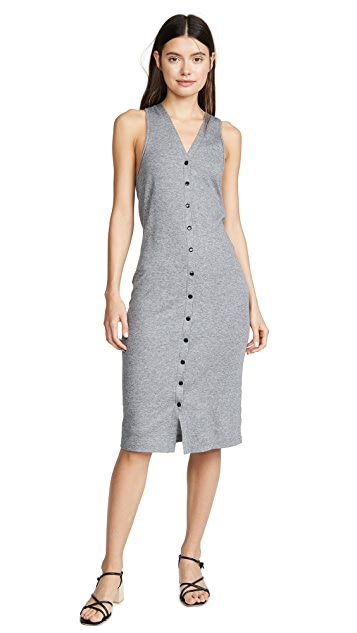 Rag & Bone/JEAN Mac Midi Tank Dress