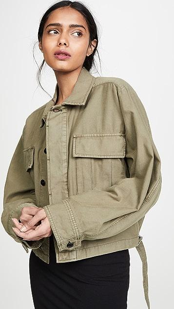 Rag & Bone/JEAN Куртка в стиле милитари