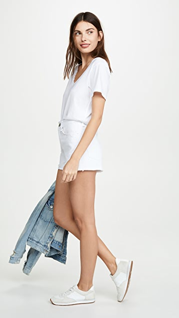 Rag & Bone/JEAN Maya High Rise Shorts