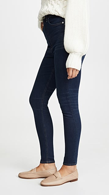 Rag & Bone/JEAN Jane Super High-Rise Skinny Jeans