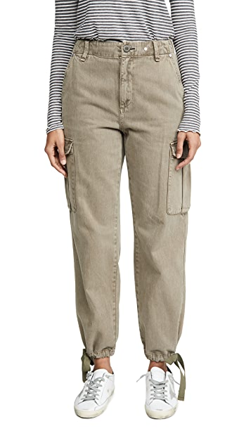 Rag & Bone/JEAN Super High Rise Cargo Pants