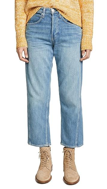 Rag & Bone/JEAN Maya High Rise Jeans