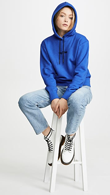Rag & Bone/JEAN 罗纹连帽上衣