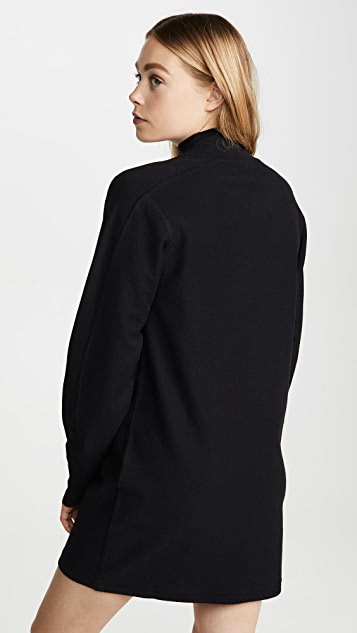 Rag & Bone/JEAN 实穿高领连衣裙