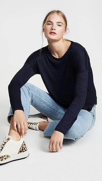 Rag & Bone/JEAN Hudson 长袖 T 恤