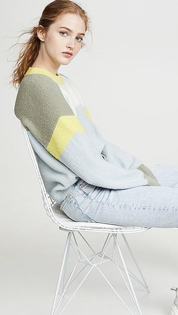 Rag & Bone/JEAN Lilou 圆领上衣