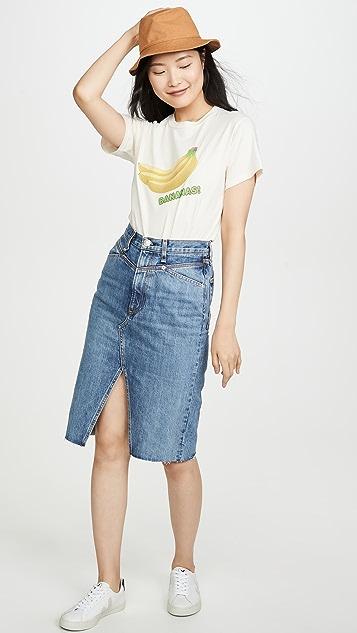 Super High Rise Pencil Skirt by Rag & Bone/Jean