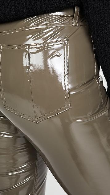 Rag & Bone/JEAN Nina 高腰烟管长裤