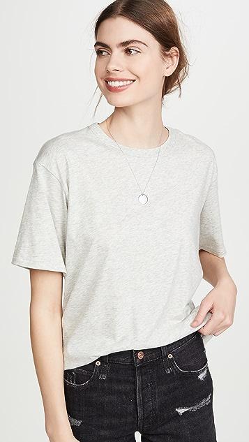 Rag & Bone/JEAN 平针织 T 恤