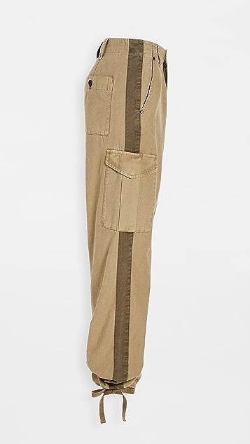 Rag & Bone/JEAN Super High Rise Cargo Pants
