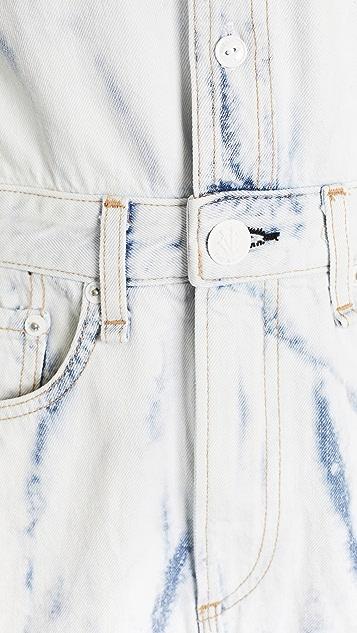 Rag & Bone/JEAN All In One Shirt Dress