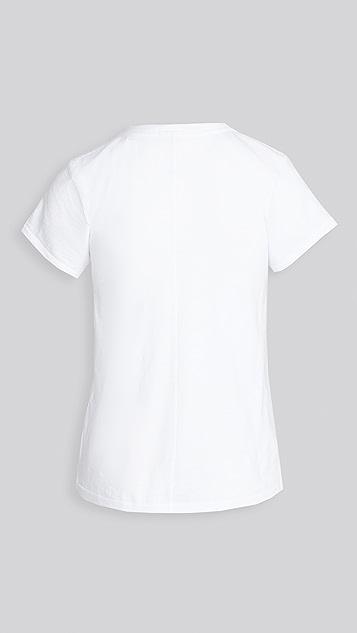Rag & Bone/JEAN 彩虹 T 恤
