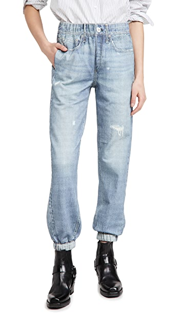 Rag & Bone/JEAN Miramar 慢跑长裤