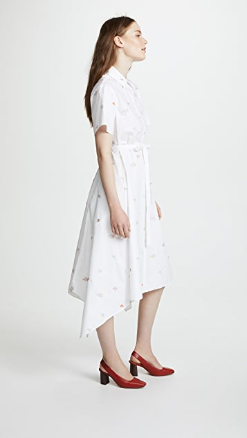 RHIE Harper Uneven Hem Dress