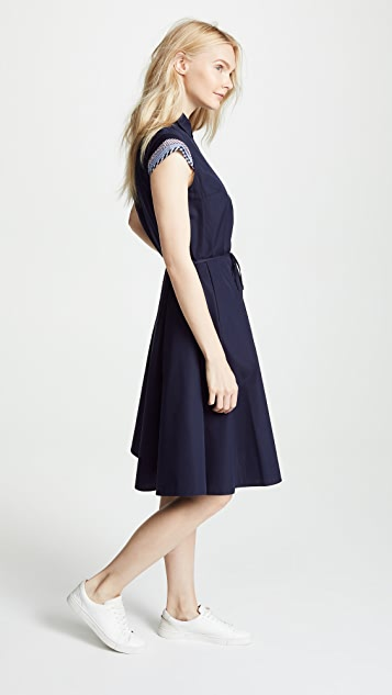 RHIE Cap Sleeve Dress