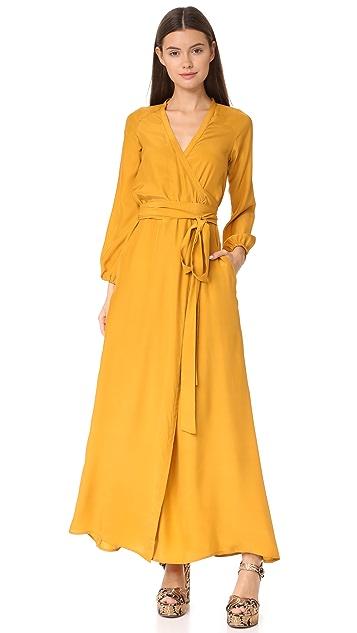 Rhode Jagger Wrap Dress