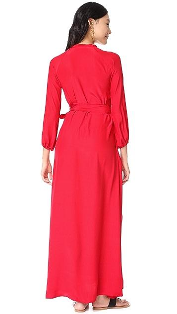 Rhode Resort Jagger Wrap Dress