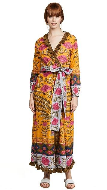 Rhode Resort Lena Robe Dress