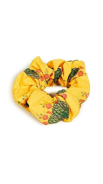 Rhode Printed Scrunchie