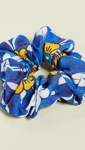 Rhode Resort Printed Scrunchie