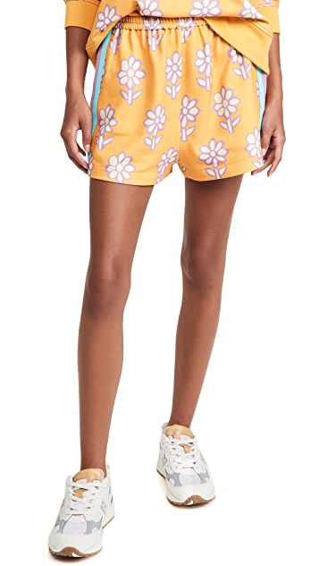 Rhode Steffi Track Shorts