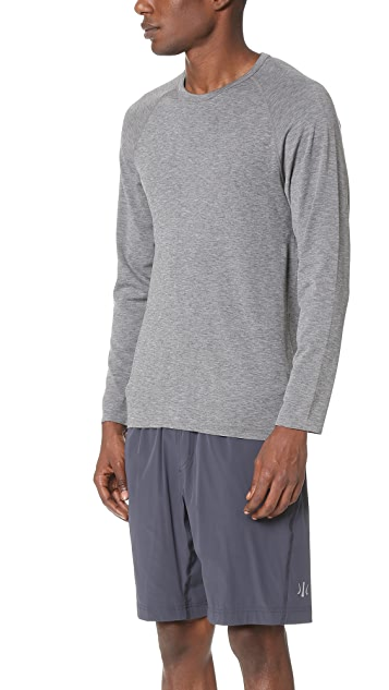 Rhone Forge Long Sleeve Active Tee