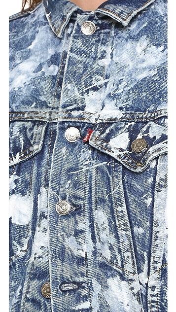 Rialto Jean Project Vintage Denim Jacket