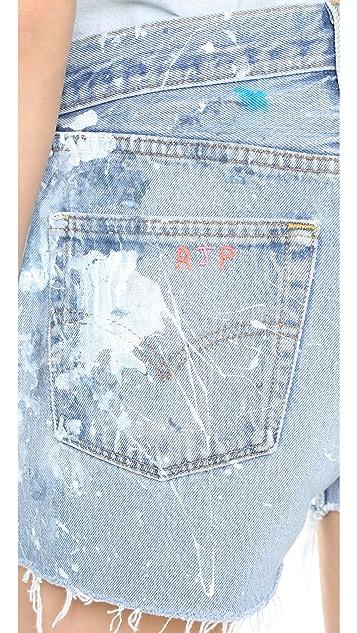 Rialto Jean Project Cutoff Shorts