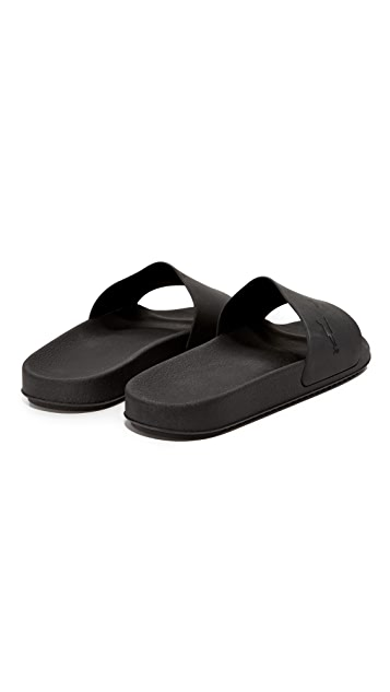 Rick Owens DRKSHDW Shower Slides