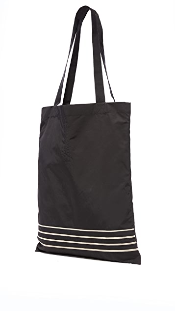 Rick Owens DRKSHDW Canvas Embroidered Tote