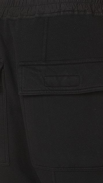 Rick Owens DRKSHDW Prisoner Drawstring Pants