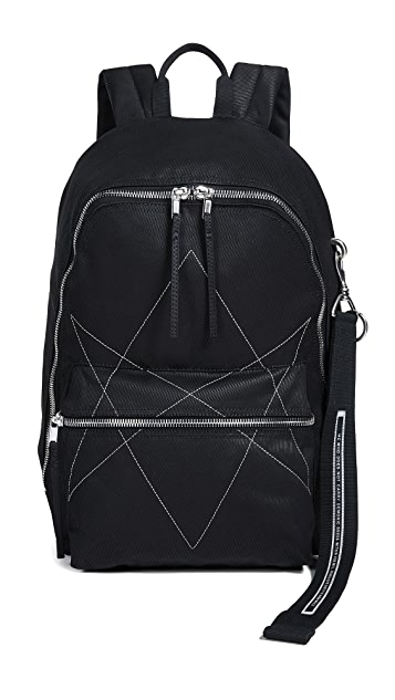 Rick Owens DRKSHDW Zaino Backpack