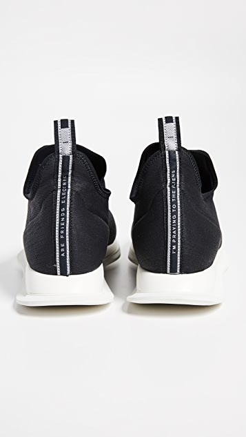 Rick Owens DRKSHDW New Runner Slip-On Sneakers