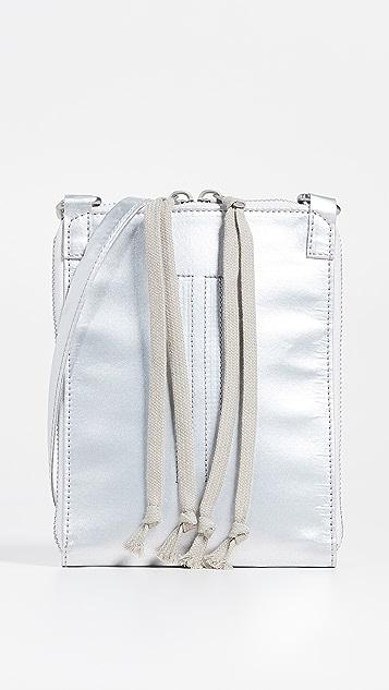 Rick Owens DRKSHDW Borsello Pocket Crossbody Bag