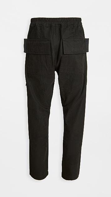 Rick Owens DRKSHDW Creatch Cargo Pants