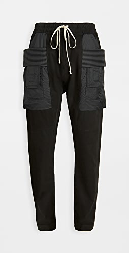 Rick Owens DRKSHDW - Creatch Cargo Pants
