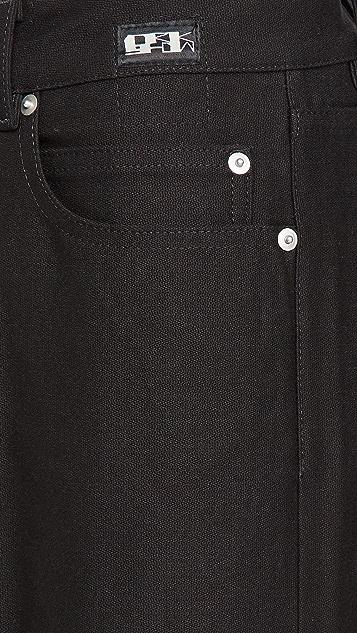 Rick Owens DRKSHDW Performa Denim Jeans
