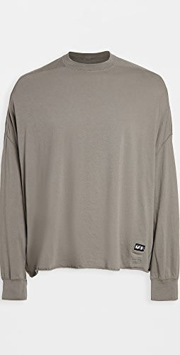 Rick Owens DRKSHDW - Crater Long Sleeve Shirt