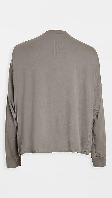 Rick Owens DRKSHDW Crater Long Sleeve Shirt