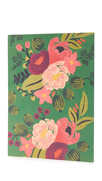 Rifle Paper Co Vintage Blossoms Notebooks