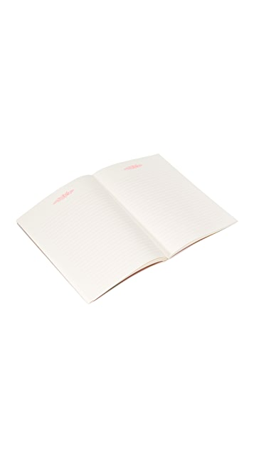 Rifle Paper Co Jardin De Paris Memoir Notebook
