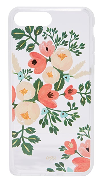 Rifle Paper Co Peach Blossom iPhone 7 Plus Case