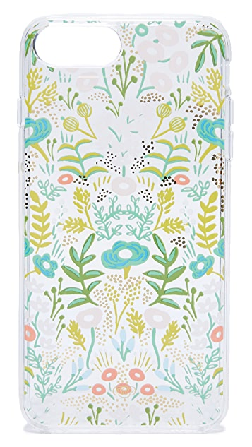 Rifle Paper Co Clear Tapestry iPhone 6 / 6s / 7 Plus Case