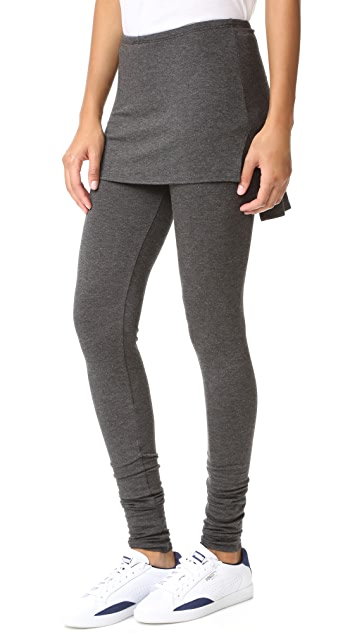 Riller & Fount Max Leggings with Attached Skirt