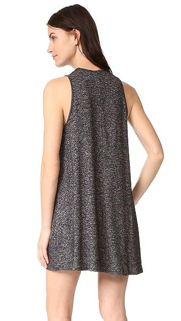 Riller & Fount Slight Scoop Mini Dress