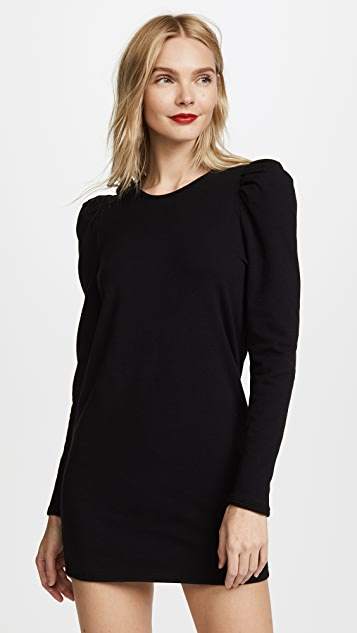 18be80bb07a3 Riller & Fount Bea Puff Sleeve Sweatshirt Dress | SHOPBOP