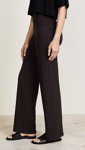 Riller & Fount Cammi Velvet Wideleg Pants